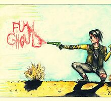 Fun Ghoul  by rina-saurzz