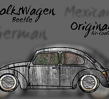 Texture Beetle by TheThomasLion