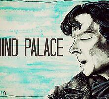 I need to go to my MIND PALACE by Katerina Karapencheva