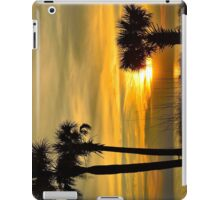 Family of Palms @ Sunset iPad Case/Skin