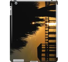 Golden Pier iPad Case/Skin