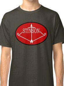 Stinson Aircraft Company Logo Classic T-Shirt