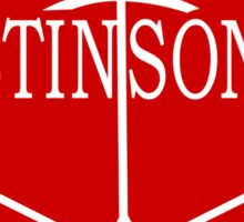 Stinson Aircraft Company Logo Sticker