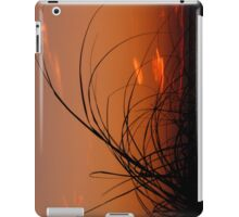 Grassy After Glow iPad Case/Skin