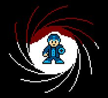 Double Oh Rockman by TroytleArt