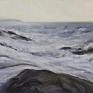Rhythm of the Sea Edith Point by TerrillWelch