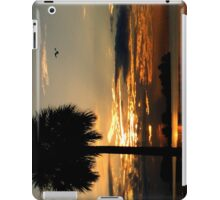 Seagull Sunset iPad Case/Skin