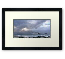 Nature's Enemy Framed Print