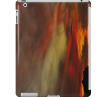 Swirls Of After Glow iPad Case/Skin