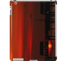 Touching The Sunset iPad Case/Skin
