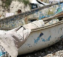 Weathered Boat by Capriblue