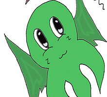 Cthulhu Love!! by LotsOfLaughter