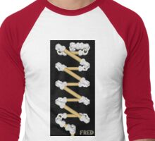 Copper and Chrome Animation - FredPereiraStudios.com_Page_20 Men's Baseball ¾ T-Shirt