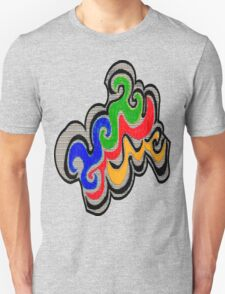 Freeform Art T-Shirt