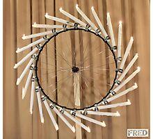 Chaos Candelabra - FredPereiraStudios.com_Page_01 Photographic Print