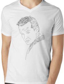 Moriarty Mens V-Neck T-Shirt