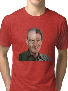 Malcom in the Middle Vs Breaking Bad Tri-blend T-Shirt