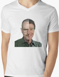 Malcom in the Middle Vs Breaking Bad Mens V-Neck T-Shirt