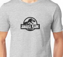 Welcome to Jamaica Plains, MA Unisex T-Shirt