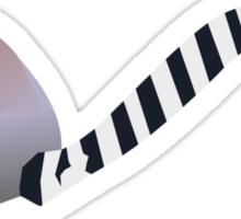 Ring Tailed Lemur Sticker