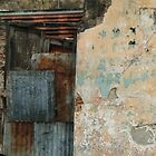 Antigua Patchwork Wall by SysterS