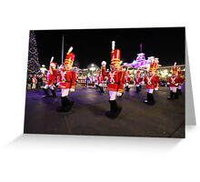 Toy Soldiers Greeting Card