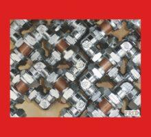 Copper and Chrome Smart Art - FredPereiraStudios.com_Page_07 Baby Tee
