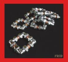 Copper and Chrome Smart Art - FredPereiraStudios.com_Page_10 One Piece - Long Sleeve