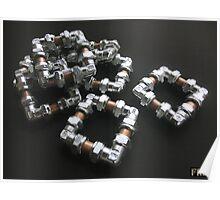 Copper and Chrome Smart Art - FredPereiraStudios.com_Page_12 Poster