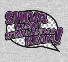 Shiva Blast Kids Clothes