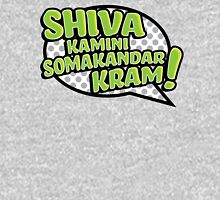 Shiva Blast (Green Variant) Unisex T-Shirt