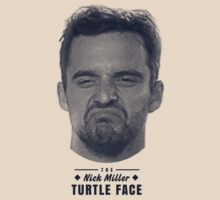 Turtle Face by kl-ick