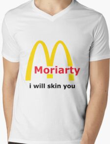 Moriarty - I will skin you T-Shirt