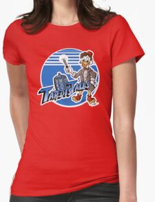 TARDIS Tales Womens Fitted T-Shirt