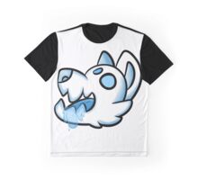 Blue Bone Graphic T-Shirt