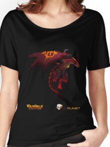 Drogon - Rumble Fighter Boss Women's Relaxed Fit T-Shirt