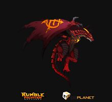 Drogon - Rumble Fighter Boss Unisex T-Shirt