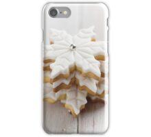 Christmas cookies iPhone Case/Skin