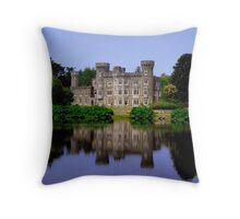 Johnstown Castle in Ireland Throw Pillow