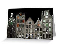 Amsterdam 18 Greeting Card