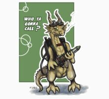 Who ya gonna call? by Jessica Feinberg