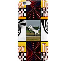 tipsy taxi iPhone Case/Skin