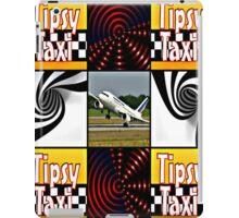 tipsy taxi iPad Case/Skin
