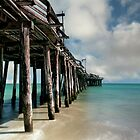 Capitola Pier by Chris Frost Photography