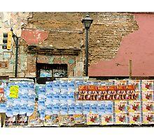 Oaxaca Spam Wall Photographic Print