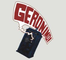 """Geronimo!"" The 11th Doctor by Edward Herbert"