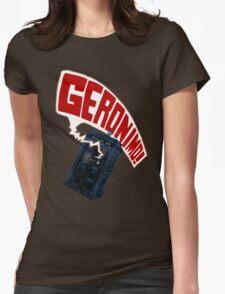 """Geronimo!"" The 11th Doctor T-Shirt"