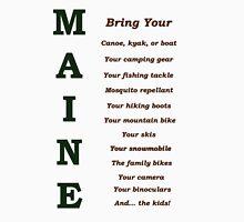 Bring It To MAINE Unisex T-Shirt