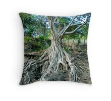 Atitlan Tree Throw Pillow