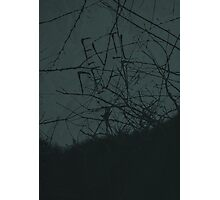 Evil Dead minimalist movie poster Photographic Print